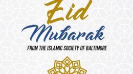 Eid ul Adha Announcements – Islamic Society of Baltimore