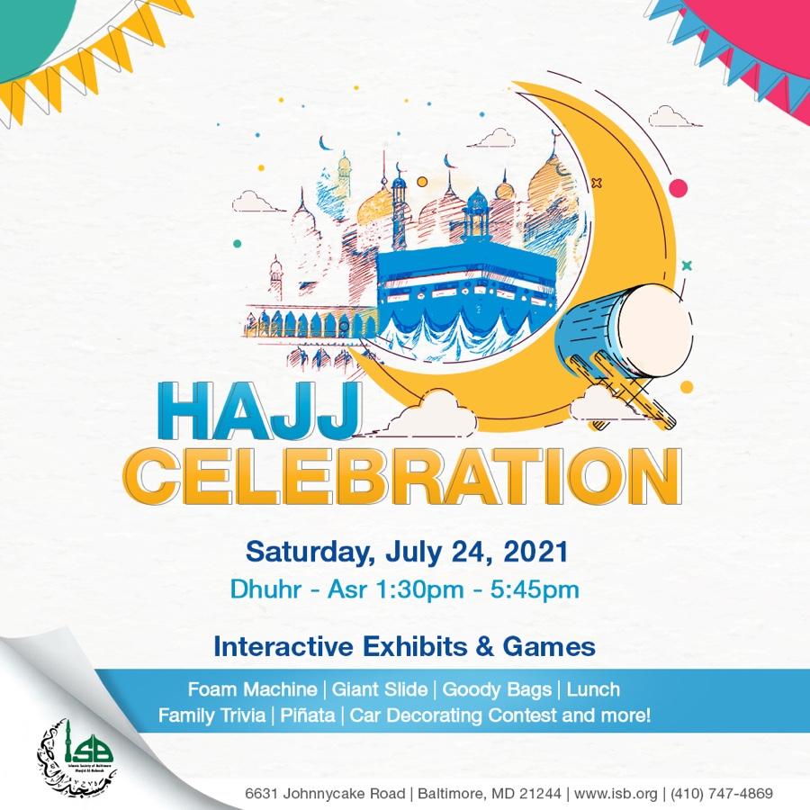 Flier for Eid Bazaar 2021